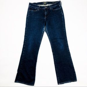 Women's Lucky Brand Sweet N' Low Dark Wash Jeans